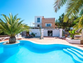 House in Cala Vadella with 6 bedrooms close to the beach-CVE00121