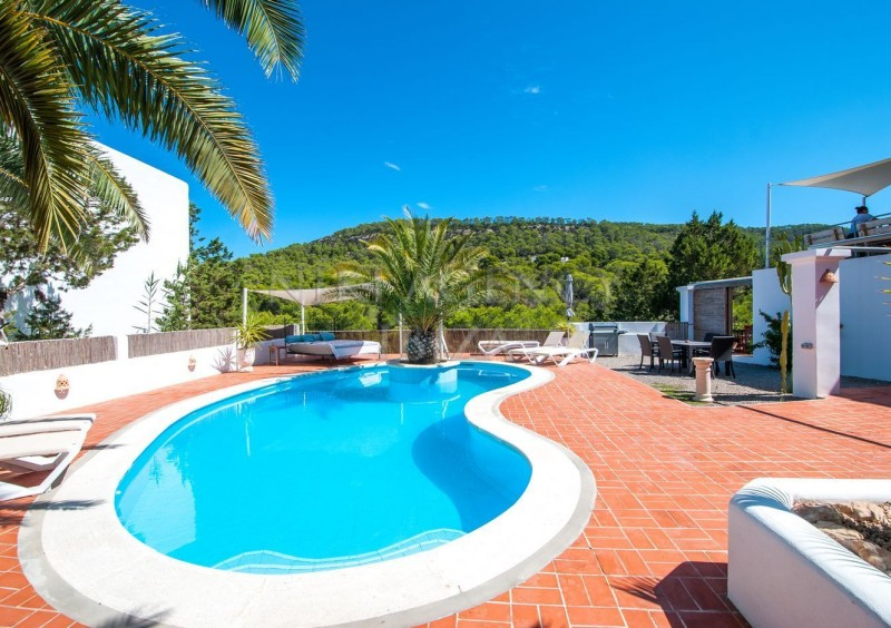 House in Cala Vadella with 6 bedrooms close to the beach-CVE00122