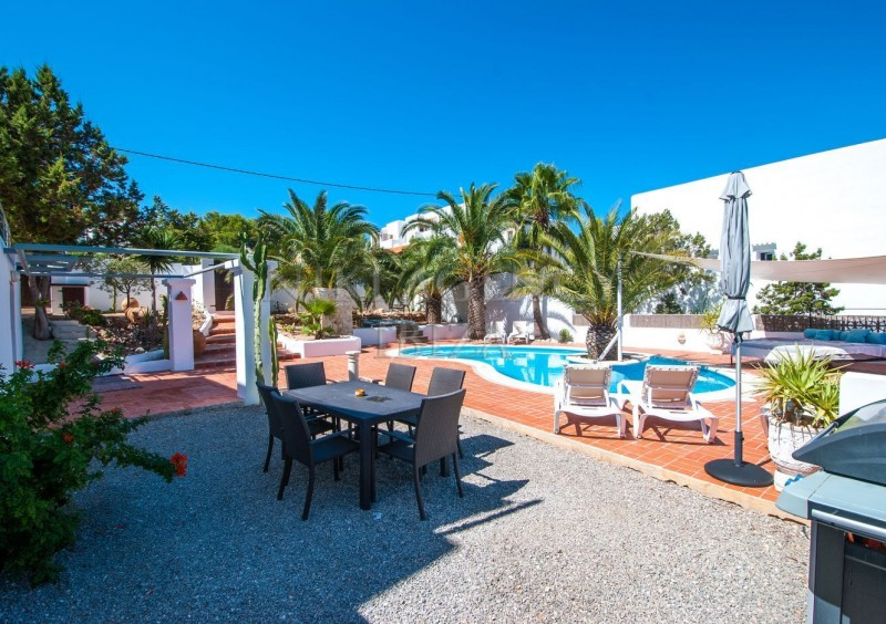 House in Cala Vadella with 6 bedrooms close to the beach-CVE00123