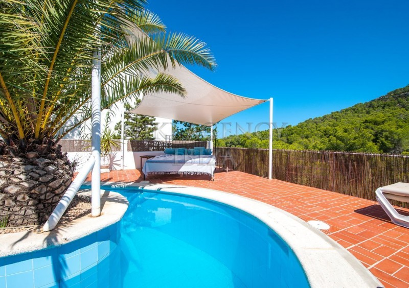 House in Cala Vadella with 6 bedrooms close to the beach-CVE00124
