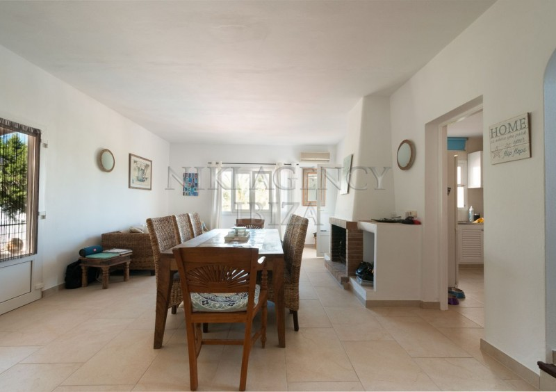 House in Cala Vadella with 6 bedrooms close to the beach-CVE00129