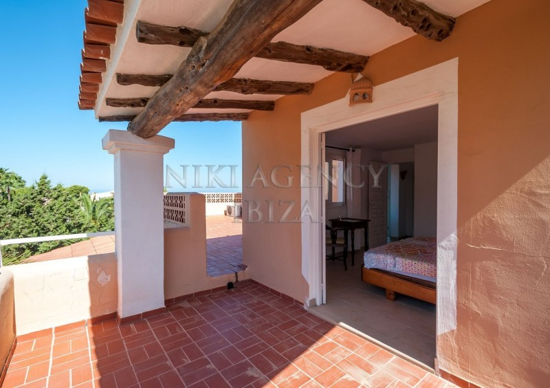 House in Cala Vadella with 6 bedrooms close to the beach-CVE00132