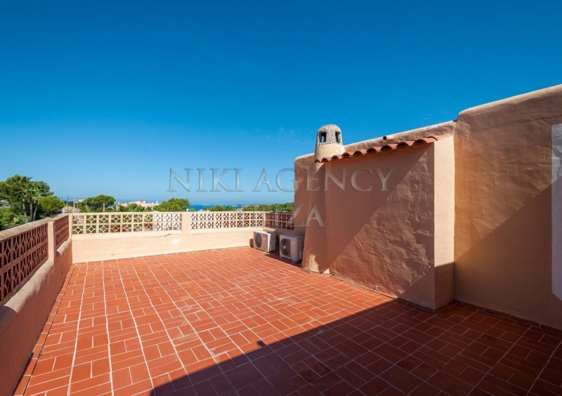 House in Cala Vadella with 6 bedrooms close to the beach-CVE00133