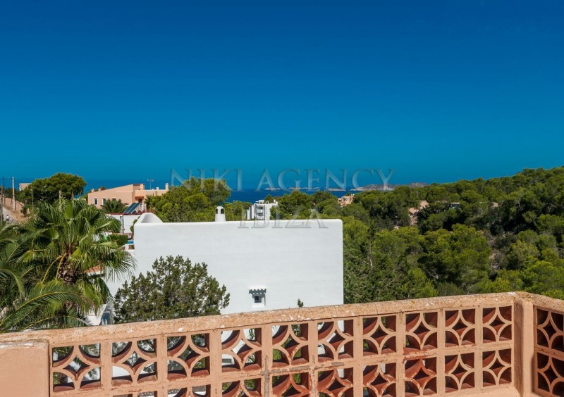 House in Cala Vadella with 6 bedrooms close to the beach-CVE00134