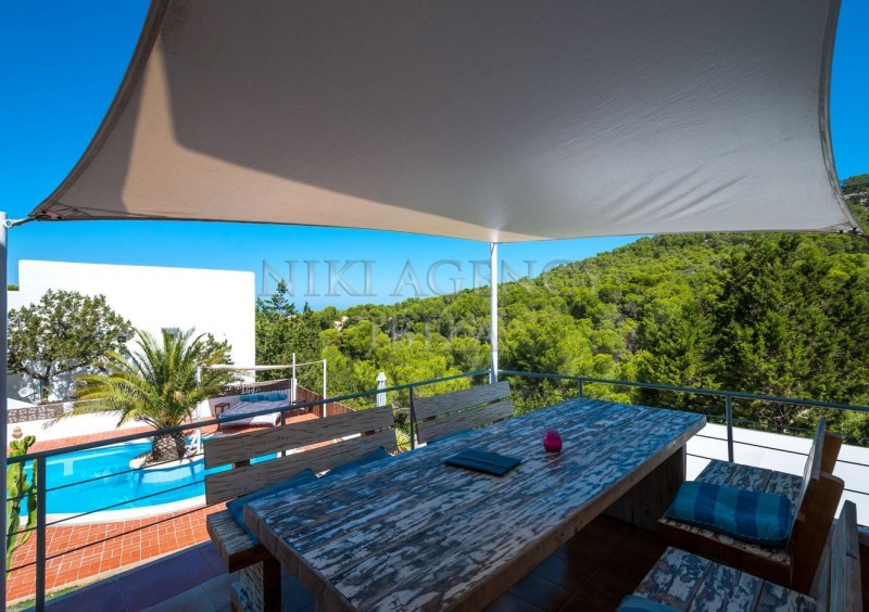 House in Cala Vadella with 6 bedrooms close to the beach-CVE00145
