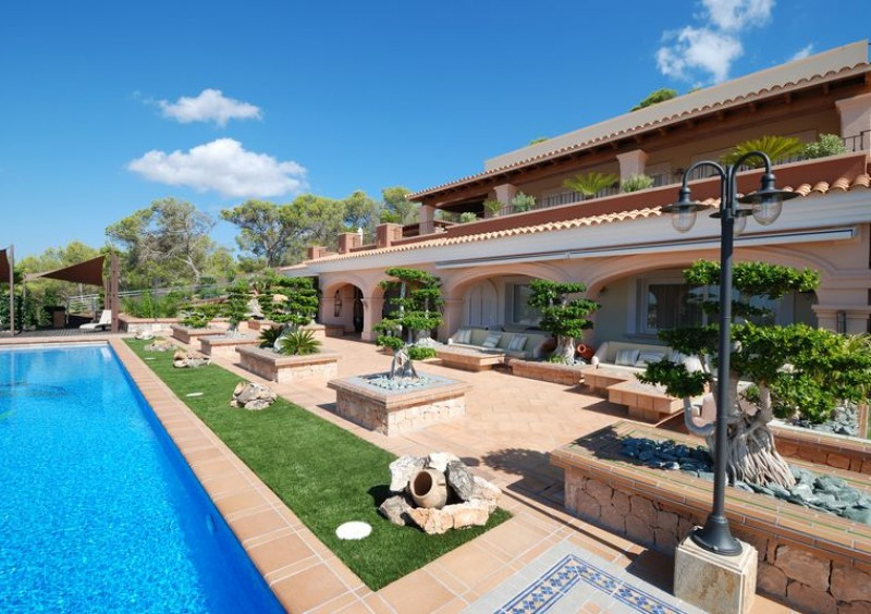 Luxury villa close to Ibiza with 5 bedrooms-54081