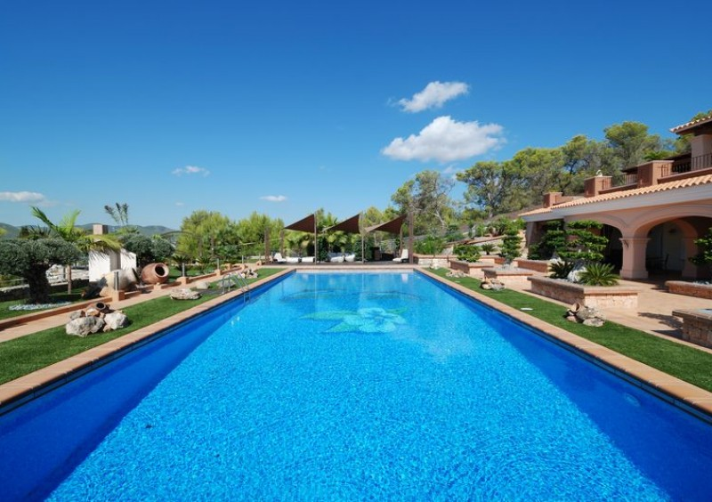 Luxury villa close to Ibiza with 5 bedrooms-54082