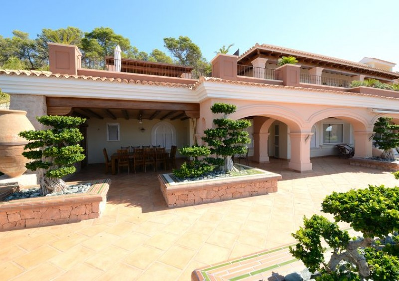 Luxury villa close to Ibiza with 5 bedrooms-54085