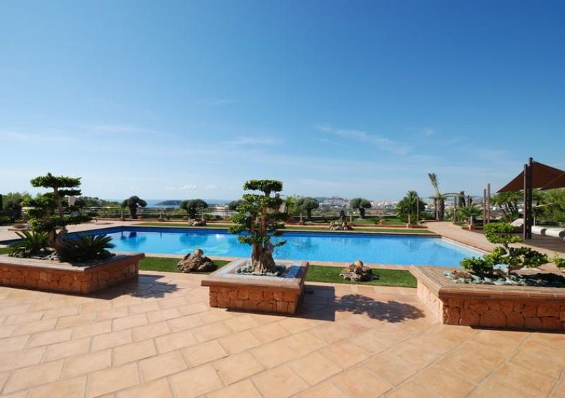 Luxury villa close to Ibiza with 5 bedrooms-54087