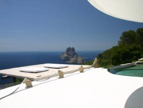 Villa with fantastic sea view in Es Cubells, Ibiza-51011