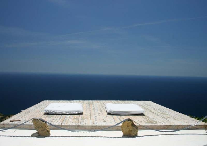 Villa with fantastic sea view in Es Cubells, Ibiza-51012