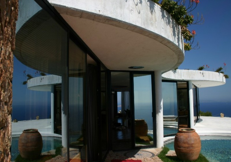 Villa with fantastic sea view in Es Cubells, Ibiza-51018