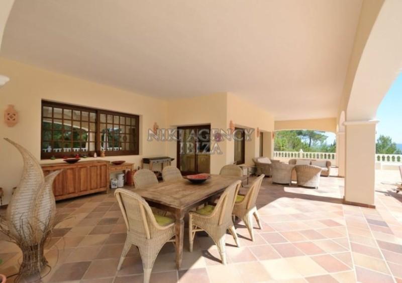 Villa con 5 dormitorios en San Jose Ibiza-61261