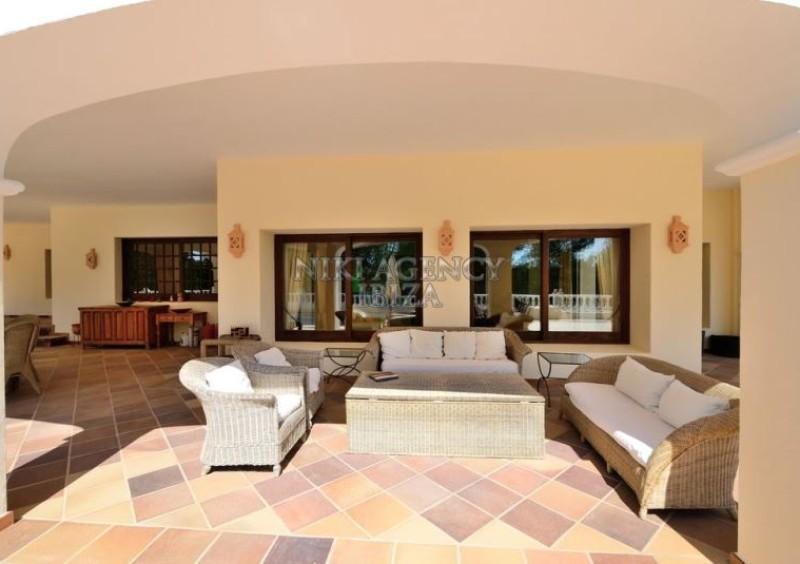 Villa con 5 dormitorios en San Jose Ibiza-61262