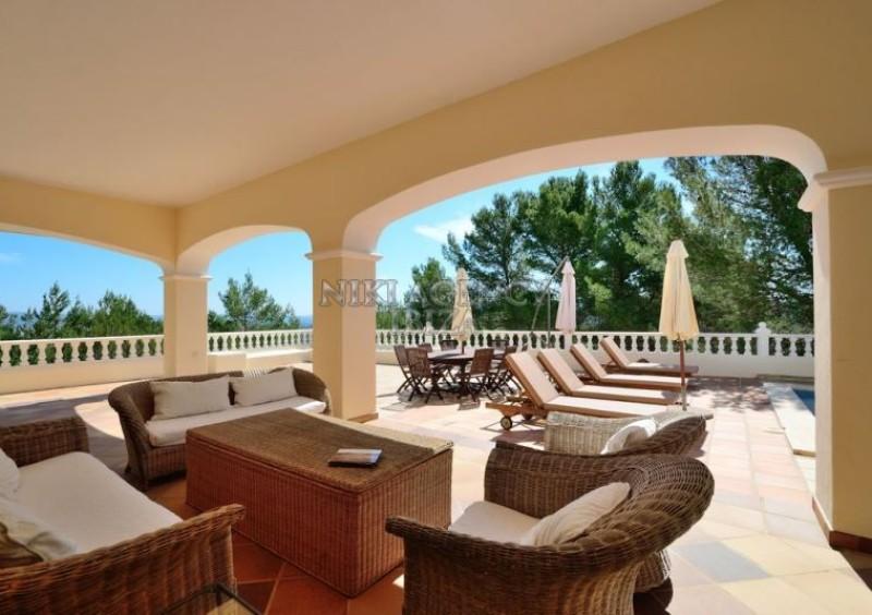 Villa con 5 dormitorios en San Jose Ibiza-61263