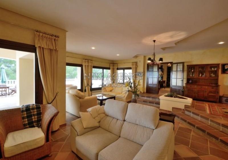 Villa con 5 dormitorios en San Jose Ibiza-61270