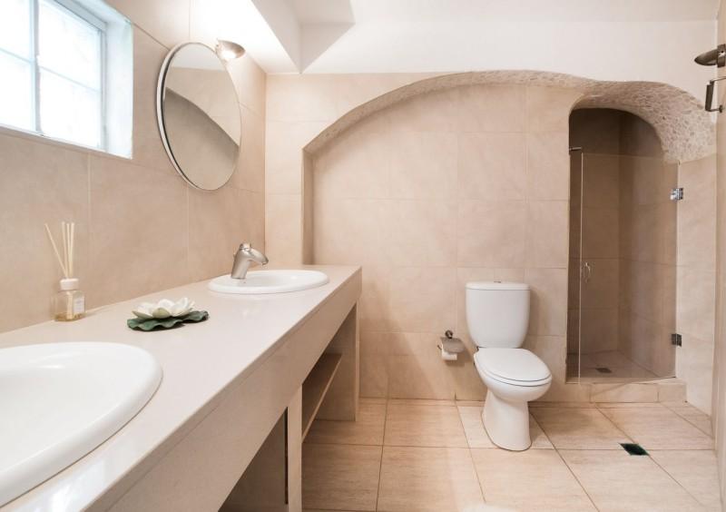 Villa en Ibiza Talamanca en primera linea del mar