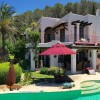Villa in San Carlos, Ibiza with panoramic sea views-61011