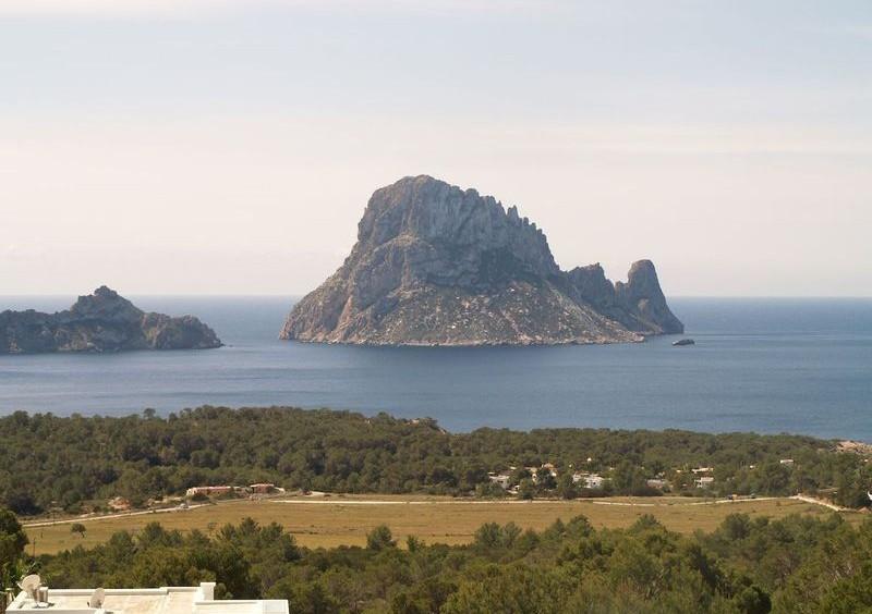 Villa in Cala Carbo mit Blick auf Es Vedra und das Meer-55122