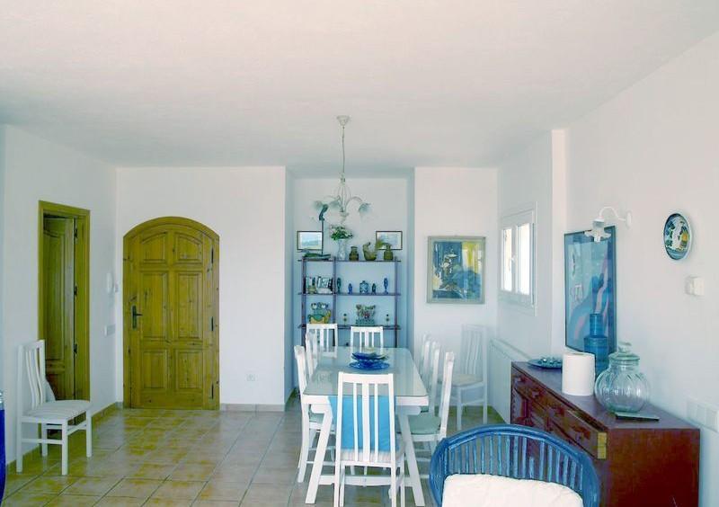 Villa in Cala Carbo mit Blick auf Es Vedra und das Meer-55130