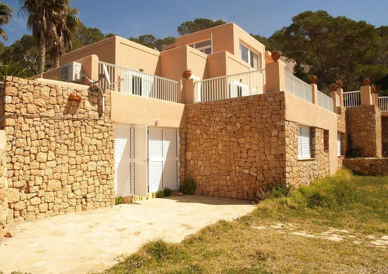 Villa in Cala Carbo mit Blick auf Es Vedra und das Meer-55134