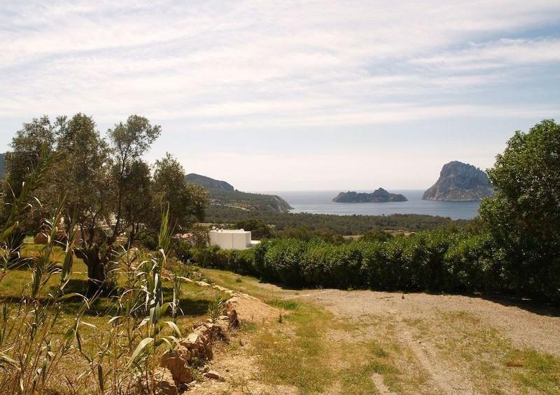Villa in Cala Carbo mit Blick auf Es Vedra und das Meer-55137