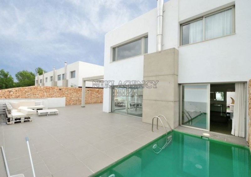 semi detached villa in Roca Llisa, Ibiza-CVE05160