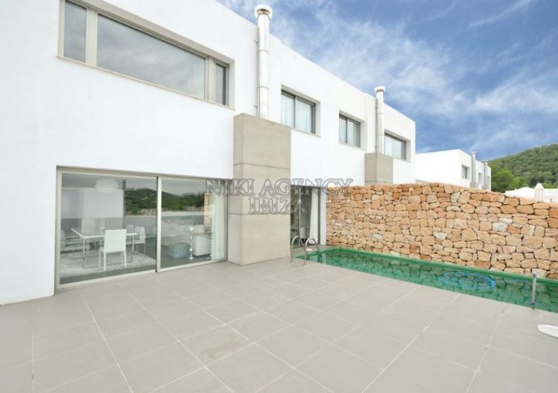 semi detached villa in Roca Llisa, Ibiza-CVE05161