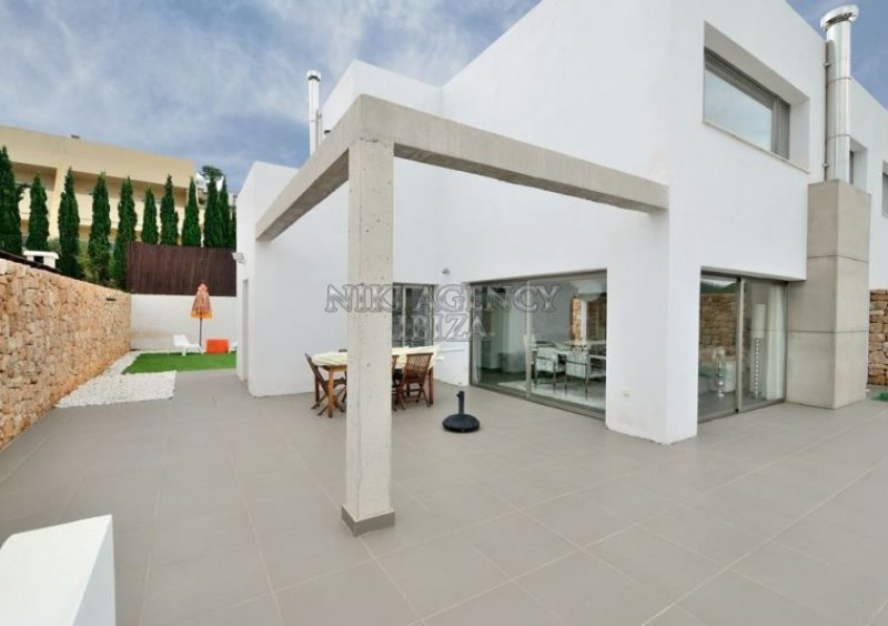 semi detached villa in Roca Llisa, Ibiza-CVE05162
