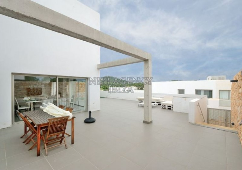 semi detached villa in Roca Llisa, Ibiza-CVE05163
