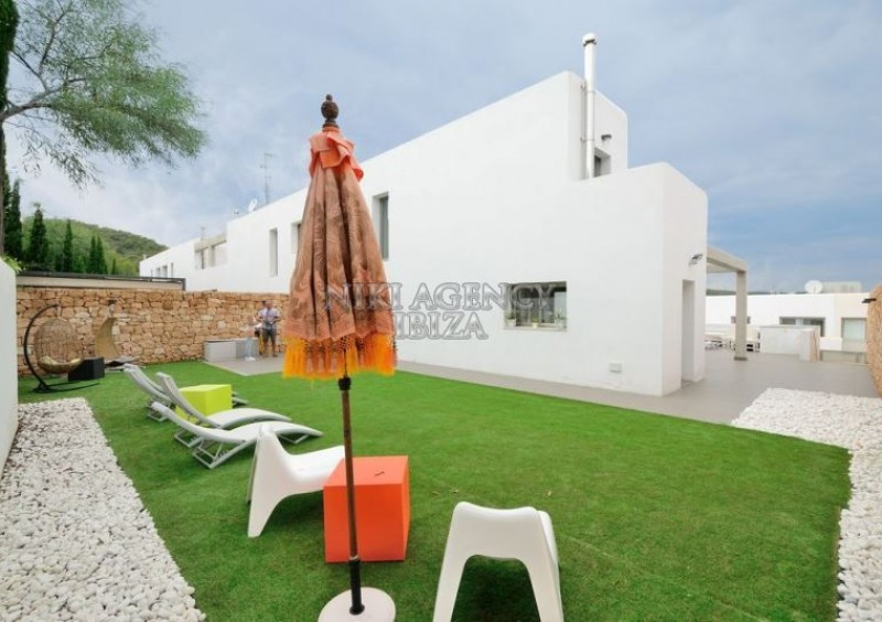 semi detached villa in Roca Llisa, Ibiza-CVE05164