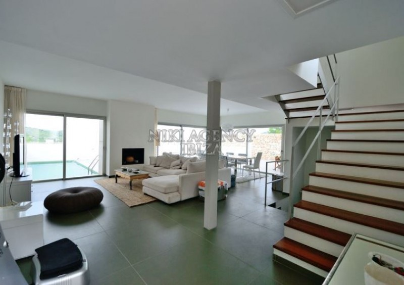 semi detached villa in Roca Llisa, Ibiza-CVE05166