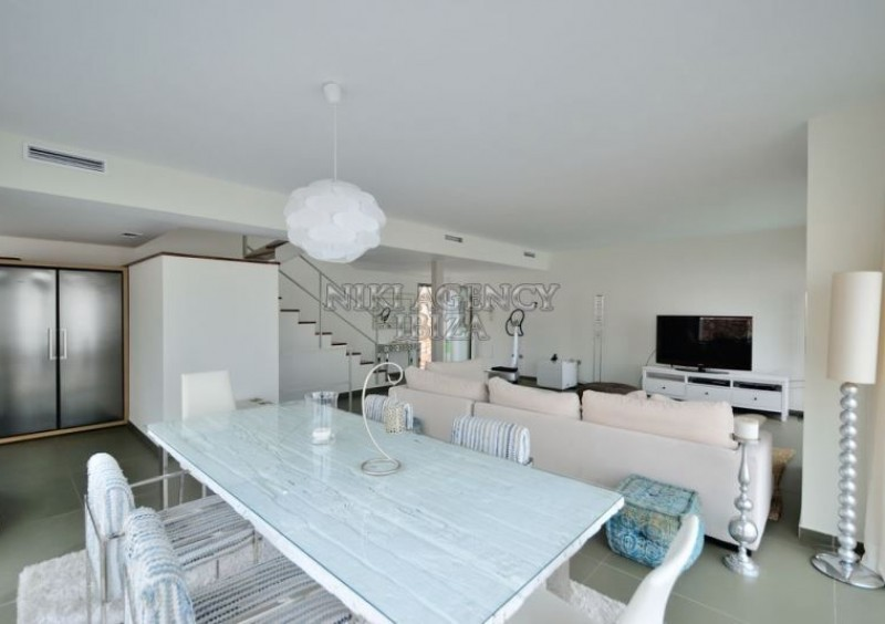 semi detached villa in Roca Llisa, Ibiza-CVE05168