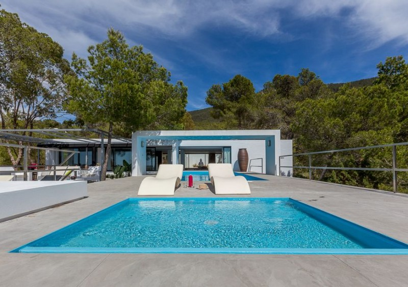 Villa in Cala Vadella with amazing sea views-CVE55611