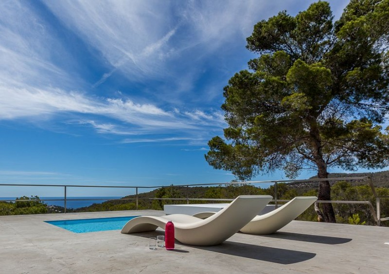 Villa in Cala Vadella with amazing sea views-CVE55614