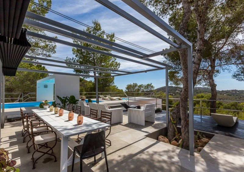 Villa in Cala Vadella with amazing sea views-CVE55615