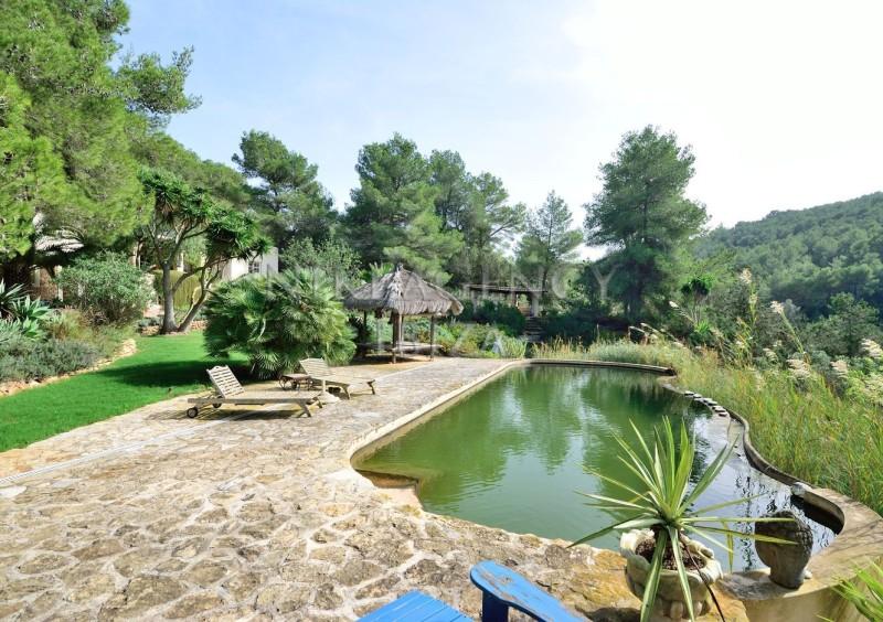 Villa in Benimussa, Ibiza, with 4 dormitorios-CVE50904