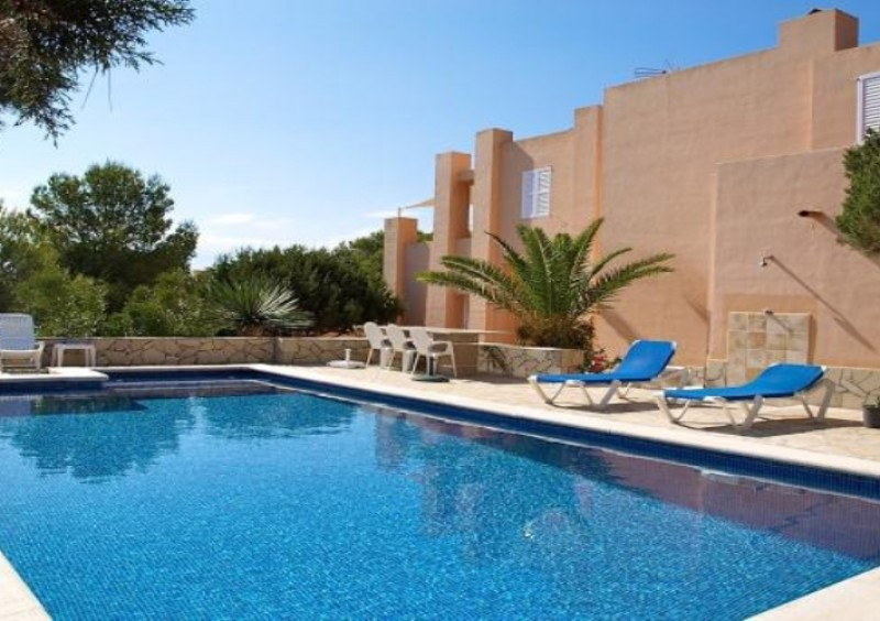 Villa with 6 bedrooms in Calo den Real, Ibiza-CVE52121
