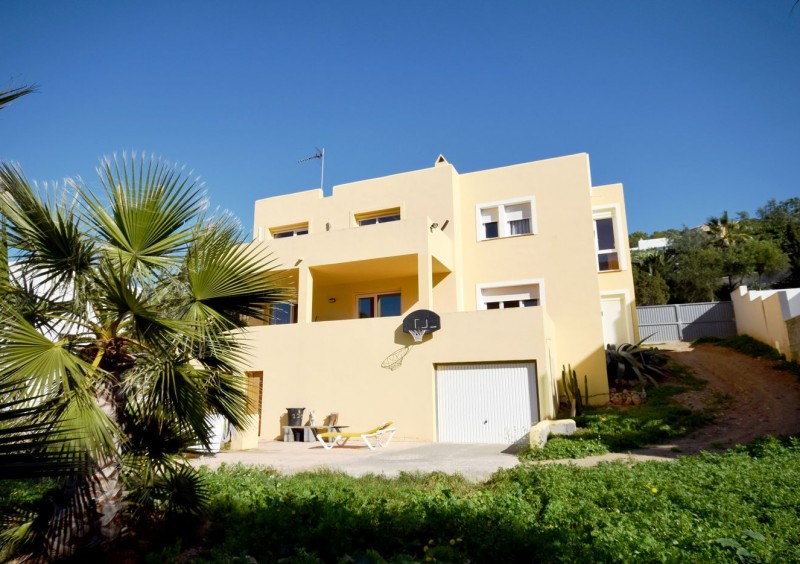 House in Cala Vadella with sea view-CVE51450