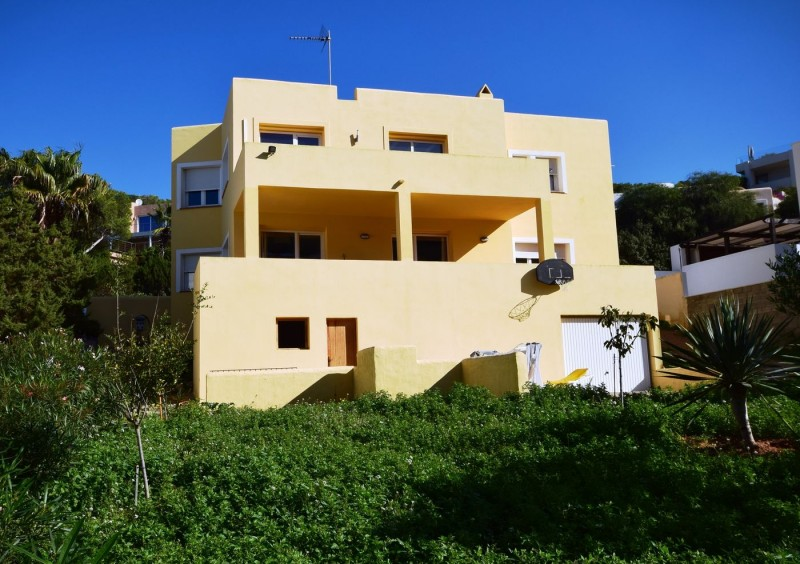 House in Cala Vadella with sea view-CVE51451