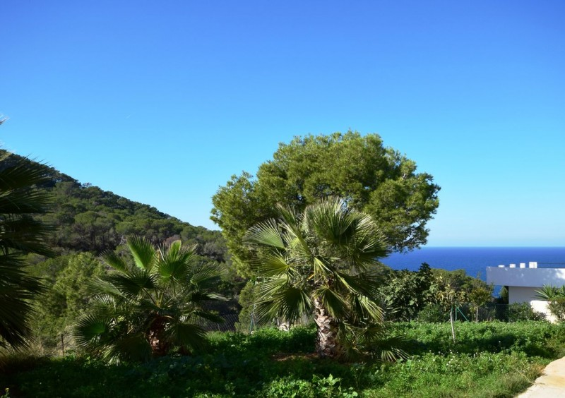 House in Cala Vadella with sea view-CVE51452