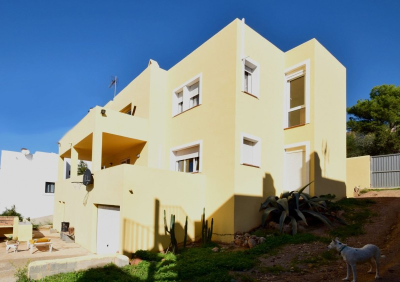 House in Cala Vadella with sea view-CVE51453