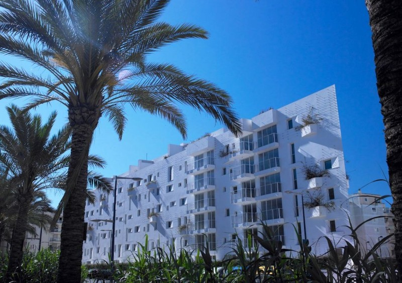 Apartment in Botafoch Ibiza with 3 bedrooms-AVE12833