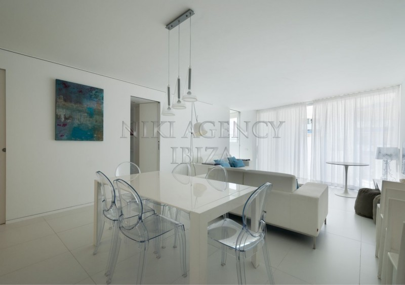 Apartment in Botafoch Ibiza with 3 bedrooms-AVE12834