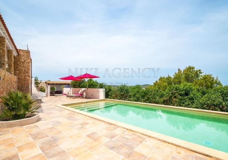 Spacious villa in San Jose, Ibiza-CVE52512