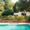 Traditional style house in Es Cubells with renting license-CVE50424