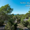 House in Cala Tarida with sea and sunset views-CVE52811