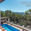 House in Cala Tarida with sea and sunset views-CVE52812