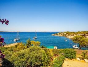 Front sea line apartment Cala Gracio, Ibiza-AVE10781