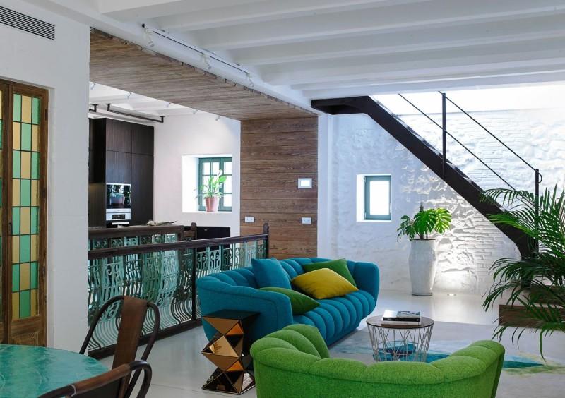 Casa en el casco antiguo de Ibiza